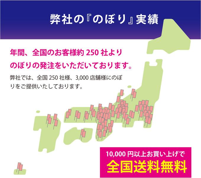 のぼり印刷7
